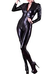 Cosplay Kostüme Schwarz Lackleder Cosplay Accessoires Halloween / Karneval / Silvester