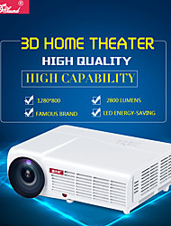 LED-96 LCD Proyector de Home Cinema WXGA (1280x800) 3000 LED 4:3 16:9 16:10