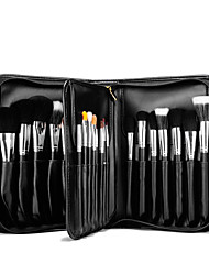 MSQ® 29pcs Makeup Brushes set Pony/Goat/Horse/Wool Hair Professional Powder Brush Foundation/Concealer/Blush brush Shadow/liner/Lip/Brow/Lash Brush