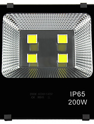 MORSEN®LED Flood Light 200W IP65 Waterproof Spotligth Lamp Garden Street OutdoorFloodlight  Lamp For Outdoor lighting