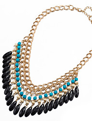 Fashion Long Taseel Rope Handmade Vintage Coin Luxury Statement Necklaces & pendants Maxi Necklace