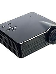visão Tek® H0018 LCD Mini Projetor QVGA (320x240) 60 Lumens LED 4:3/16:9