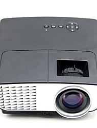 P830 LCD Home Theater Projector 2000 Lumens LED HD Projector 169 & 43