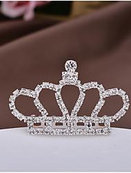 Women's Crystal Headpiece-Wedding Tiaras 1 Piece