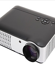 P806 Most Popular Full HD 3D LED Projector Android with Multi-input Best WiFi Home Theater Video Game Education Projector
