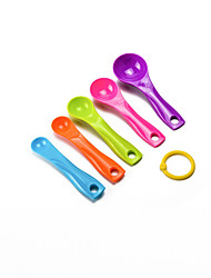 May Fifteenth 5 Stainless Steel Measuring Spoon Cup Set