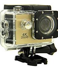 V8 Caméra d'action / Caméra sport 16MP 4000 x 3000 Wi-Fi / Etanches / Ajustable / Sans-Fil 30ips 4X ± 2EV 2 CMOS 32 Go H.264Prise Simple