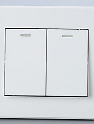 Two Pack Sell Two Open Single-Control Two Open Single-Switch Wall Switch
