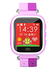 Pink Wear A Child Positioning Watch Phone Watch