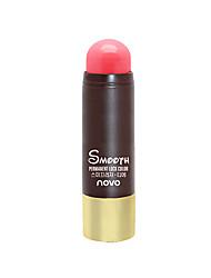 1 Blush Mate Creme Gloss Colorido Rosto Vermelho China NOVO