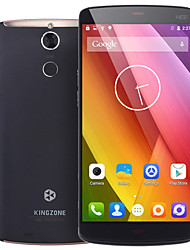 "Z1 Plus 5.5 "" Android 5.1 Celular ( Chip Duplo Quad Core 13 MP 2GB + 16 GB Preto / Branco )"