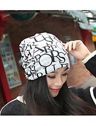 Women Cotton Floppy Hat,Casual Fall / Winter