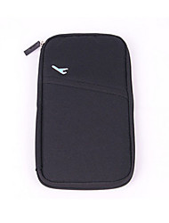 Travel Passport Holder & ID Holder Waterproof / Dust Proof / Portable Travel Storage Oxford Cloth