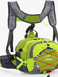 20 L Backpack / Cycling Backpack Leisure Sports / Cycling/Bike / Running Outdoor / Performance MultifunctionalGreen / Pink / Blue /