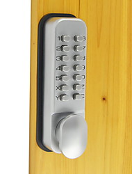Mechanical Code Lock for Sliding Door