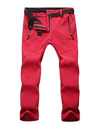 Sports Ski Wear Pants/Trousers/Overtrousers Women's Winter Wear Cotton Winter ClothingWaterproof / Thermal / Warm / Windproof /