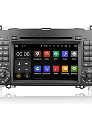 7 pollici Android 5.1 Car DVD Player sistema multimediale WiFi DAB per Mercedes Benz a / b di classe B200 2004-2011 du7070lt