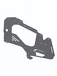 Devil 380 FAST 3K Carbon Fiber Main Frame - 2.0mm