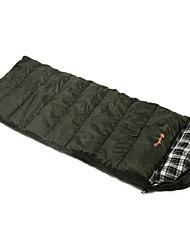 Sac de couchage Sac Momie Simple 10 Duvet de canard 1000g 230X100 Camping / Voyage / IntérieurEtanche / Résistant au vent / Bonne
