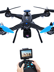 Drone JJRC 4CH 6 Axis 5.8G With 2.0MP HD Camera RC QuadcopterFPV LED Lighting Failsafe 360°Rolling Access Real-Time Footage Hover Low
