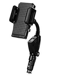 Fixation Support pour Téléphone Automatique Support Ajustable / Support avec Adaptateur Plastique for Téléphone portable