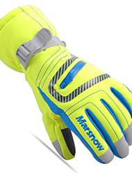 Ski Gloves Full-finger Gloves / Winter Gloves Kid's / Unisex Activity/ Sports Gloves Keep Warm / WindproofSki & Snowboard / Leisure