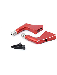ALZRC - Devil 380 FAST Metal Main Rotor Holder Arm Set - Red