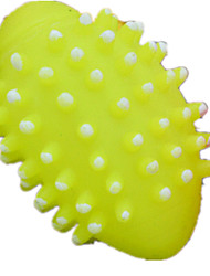 Dog Pet Toys Squeaking Toy Squeak / Squeaking Pink / Yellow Rubber