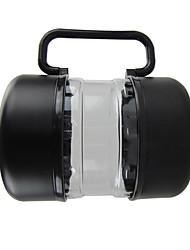 Cat / Dog Bowls & Water Bottles / Feeders Pet Bowls & Feeding Portable Red / Black Plastic