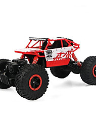 Buggy 1:18 RC Car Red / Blue / Green Ready-To-GoRemote Control Car / Remote Controller/Transmitter / Battery Charger / User Manual /