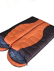 2.6kg Mutual Spell Double Outdoor Camping Camping Thickened Warm Sleeping Bag