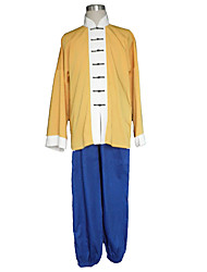 Dragon Ball Cosplay Coat/   Pants Kid