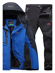Hiking Tops / Bottoms Women's / Men's Waterproof / Thermal / Warm / Windproof / Insulated / Comfortable Spring / Fall/Autumn / Winter