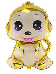 Balões alumínio Dourado Para Meninos / Para Meninas 5 a 7 Anos / 8 a 13 Anos
