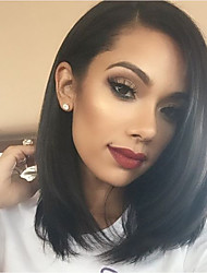 HOT Selling! Natural Looking BoB Hair Style Lace Wig with Baby Hair