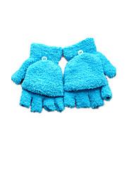 note - création nouvelle fuite de doigt bleu se réfère à des gants demi-doigt