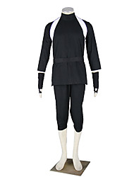 Naruto Anime Cosplay Costumes Top/Pants/Hat/Gloves/ Strap male
