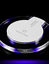 кристалл беспроводной зарядки / НЛО беспроводной зарядки совместим со всеми ци стандартного оборудования