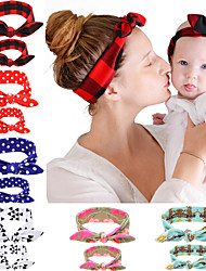 Women and baby Headbands Hair Accessories Cloth Wigs Accessories For Women