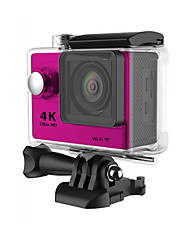 H9 Action Kamera / Sport-Kamera 16MP 4000 x 3000 Wifi / Wasserdicht / Einstellbar / Kabellos 30fps 4X ± 2 EV 2 CMOS 32 GB H.264