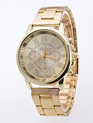 Antique Watch For Women Generva Quartz Men's Wrist Watch Stainless Steel Band Of Men's Casual Watch Unisex Watch