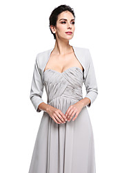 Women's Wrap Shrugs Chiffon Wedding Party/Evening