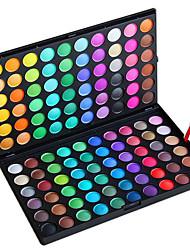 120 Eyeshadow Palette Dry Eyeshadow palette Cream Normal Daily Makeup