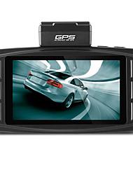 DOD ZS55G DODTIOTECH A8 1080p DVR Car 3polegadas Tela SONY Exmor CMOS traço Cam