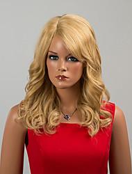 знаменитости долго монолитным парики естественная волна человеческих волос Ombre париков