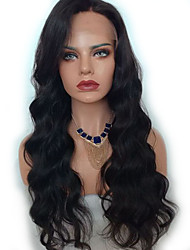 Wholesale Virgin Brazilian Human Hair 13x6 Lace Front Wig 12-26 inch 130 Density Body Wave Lace Front Wig