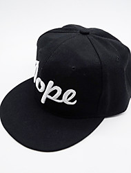 Baseball cap hip-hop cap pure color hat Star with money Embroidery flat hat Breathable / Comfortable  BaseballSports