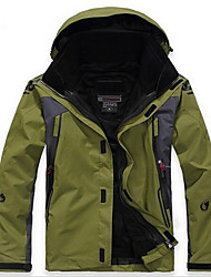 Sports Ski Wear Windbreakers Men's Winter Wear Polyester Winter Clothing Waterproof / Thermal / Warm / Windproof / Static-freeSpring /