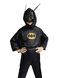 Halloween Children 'S Performance Costumes Batman Suit Ball Clothing