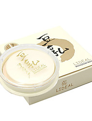 1 Powder Dry Powder Coverage / Whitening / Uneven Skin Tone / Natural Face Beige China LIDEAL